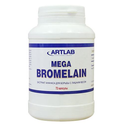 Специальные препараты Artlab Mega Bromelain 72 к «Килоспорт»
