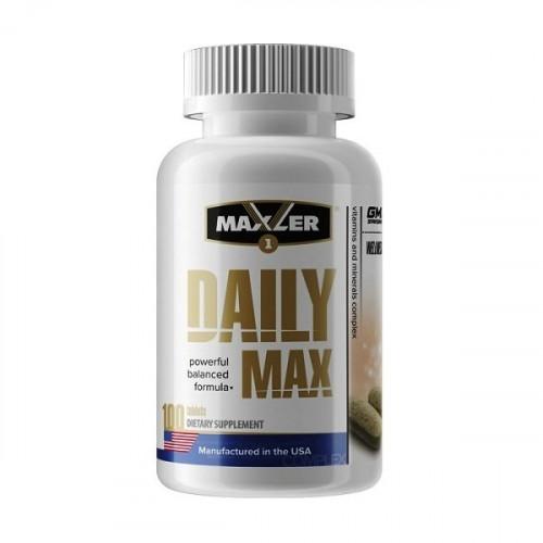 Витамины и минералы Maxler Daily Max 100 т. «Килоспорт»