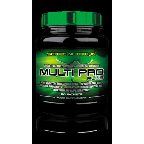 Витамины и минералы Scitec Nutrition Multi Pro Plus 30 пак «Килоспорт»