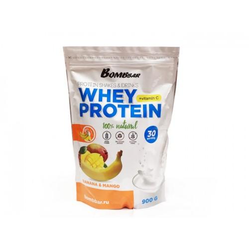 Bombbar Whey Protein 900 гр