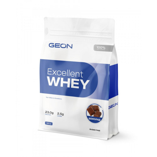Протеины GEON Excellent Whey 920гр «Килоспорт»