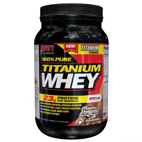 Протеины SAN 100% Pure Titanium Whey «Килоспорт»