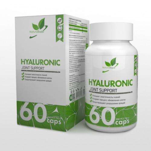 NaturalSupp Hyaluronic acid 60к